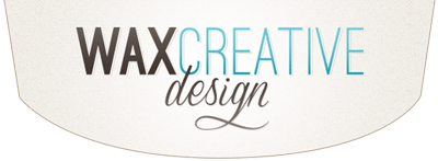 Waxcreative Design Logo