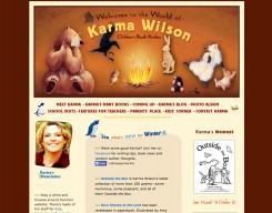 Karma Wilson
