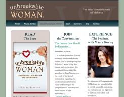 Unbreakable Woman