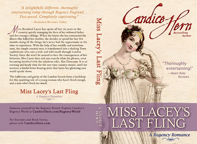 Miss Lacey's Last Fling