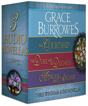 Three Windham Audio Novellas