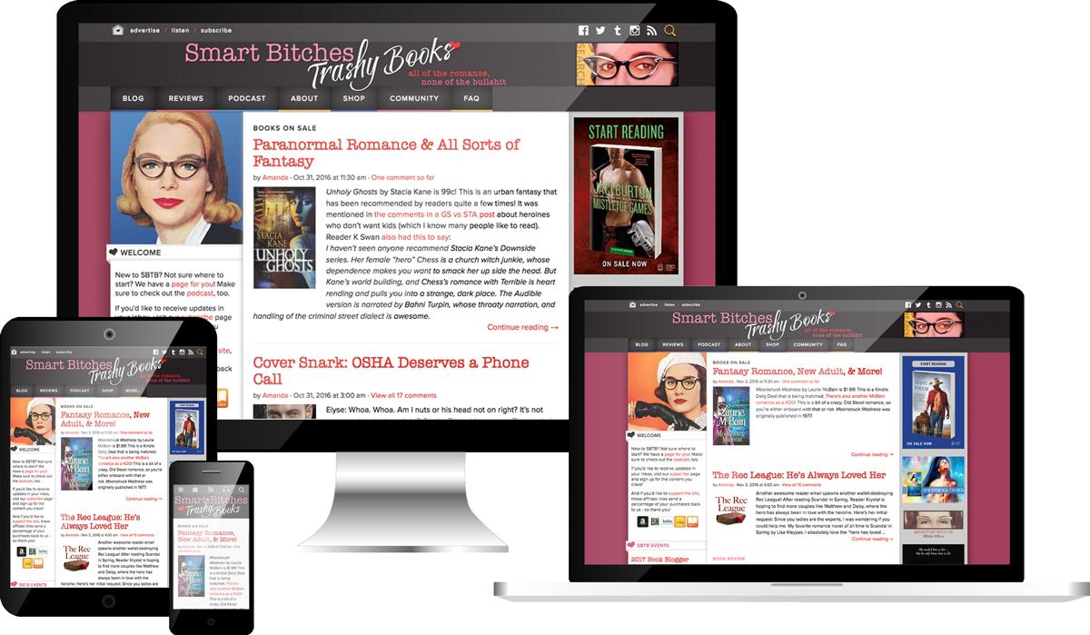 Adult content shop web