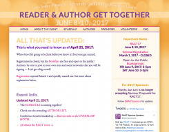 Reader & Author Get Together